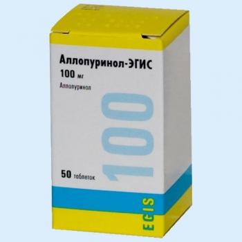 аллопуринол 100 инструкция по применению цена - фото 8