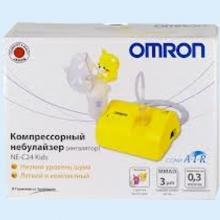 Ингалятор Omron Ne-c24 инструкция по применению