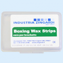 ВОСК Д/БРЕКЕТ-СИСТЕМ BOXING WAX STRIPS