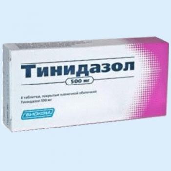 тинидазол 500 мг инструкция по применению цена - фото 4